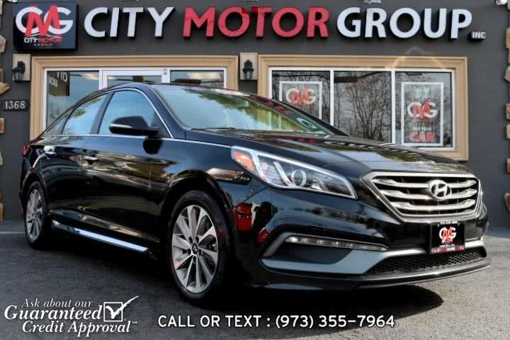 Used Hyundai Sonata Sport 2017 | City Motor Group Inc.. Haskell, New Jersey