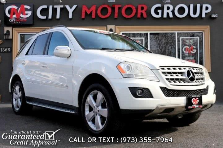 Used 2010 Mercedes-benz M-class in Haskell, New Jersey | City Motor Group Inc.. Haskell, New Jersey