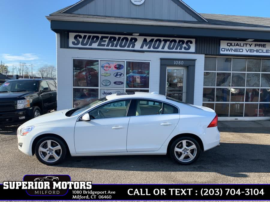 Used 2013 Volvo S60 T5 AWD in Milford, Connecticut | Superior Motors LLC. Milford, Connecticut