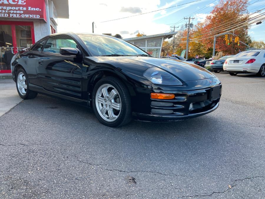 Used Mitsubishi Eclipse 3dr Cpe GT Sportronic w/Premium Pkg 2001 | Ace Motor Sports Inc. Plainview , New York