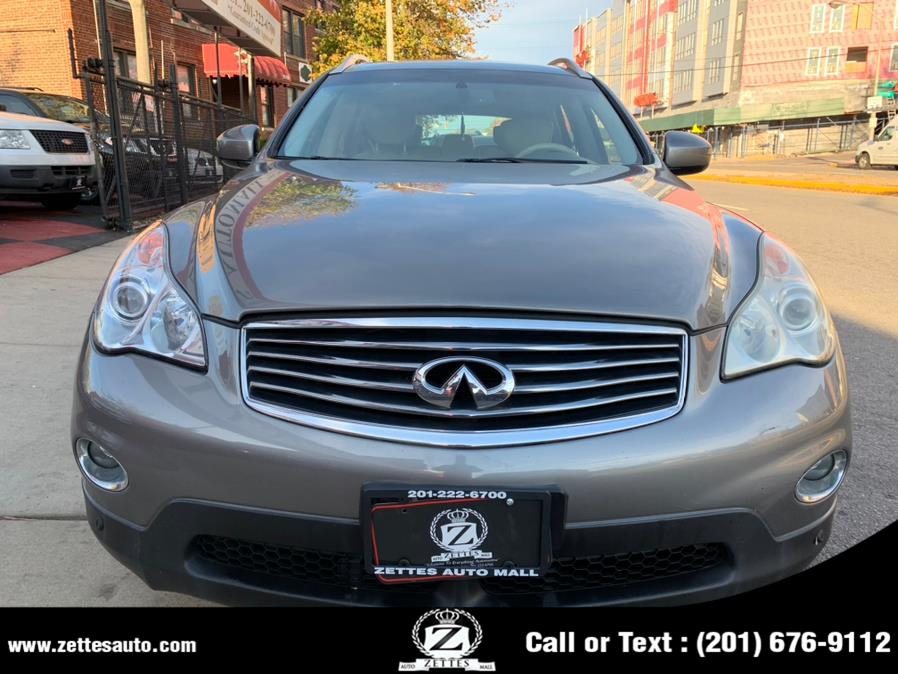 Used Infiniti EX35 AWD 4dr Journey 2008 | Zettes Auto Mall. Jersey City, New Jersey