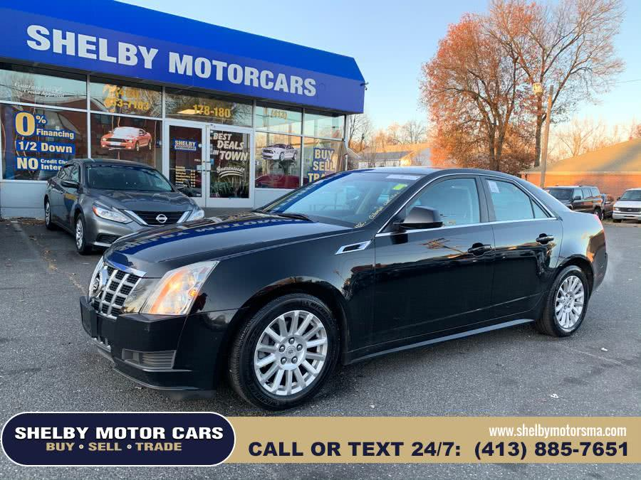 Used 2013 Cadillac CTS Sedan in Springfield, Massachusetts | Shelby Motor Cars . Springfield, Massachusetts