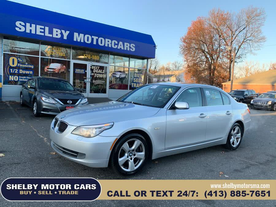 Used 2008 BMW 5 Series in Springfield, Massachusetts | Shelby Motor Cars . Springfield, Massachusetts