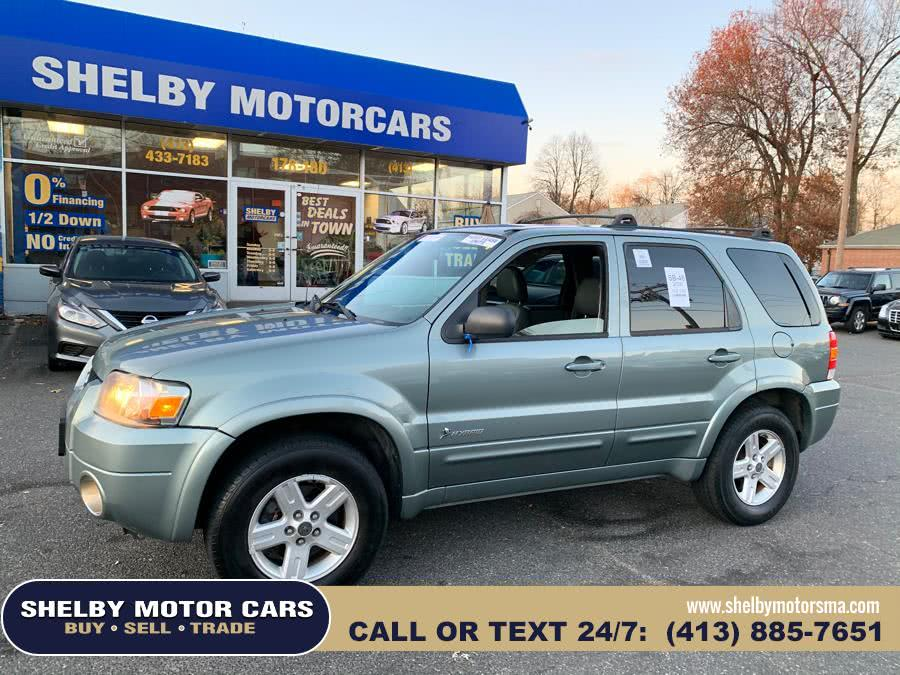 Used 2006 Ford Escape in Springfield, Massachusetts | Shelby Motor Cars . Springfield, Massachusetts