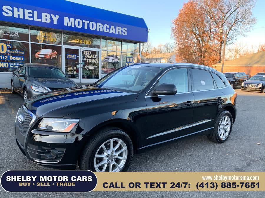 Used Audi Q5 quattro 4dr 2.0T Premium Plus 2012 | Shelby Motor Cars . Springfield, Massachusetts