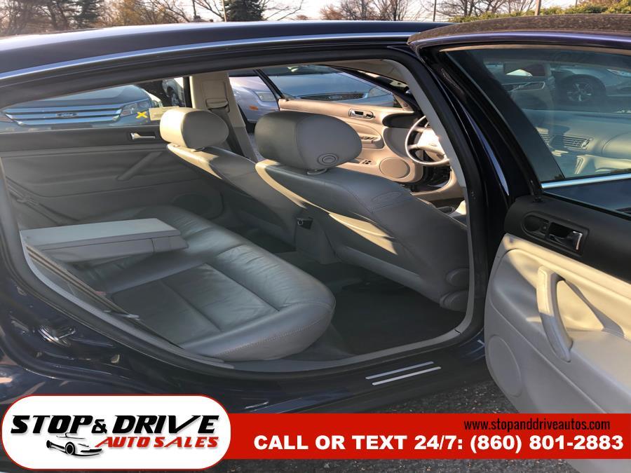 Used Volkswagen Passat 4dr Sdn GLS Auto 2003 | Stop & Drive Auto Sales. East Windsor, Connecticut