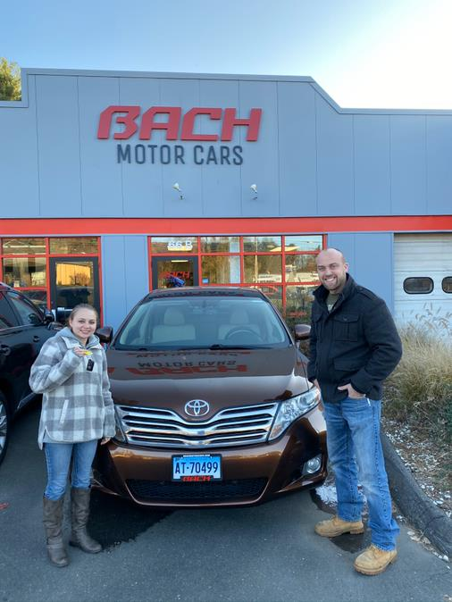 Used 2010 Toyota Venza in Canton , Connecticut | Bach Motor Cars. Canton , Connecticut
