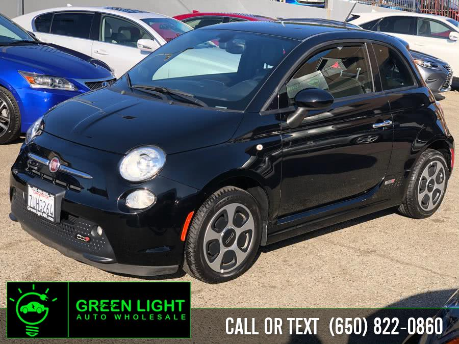 2016 FIAT 500e Base, available for sale in Daly City, California   Green Light Auto Wholesale. Daly City, California
