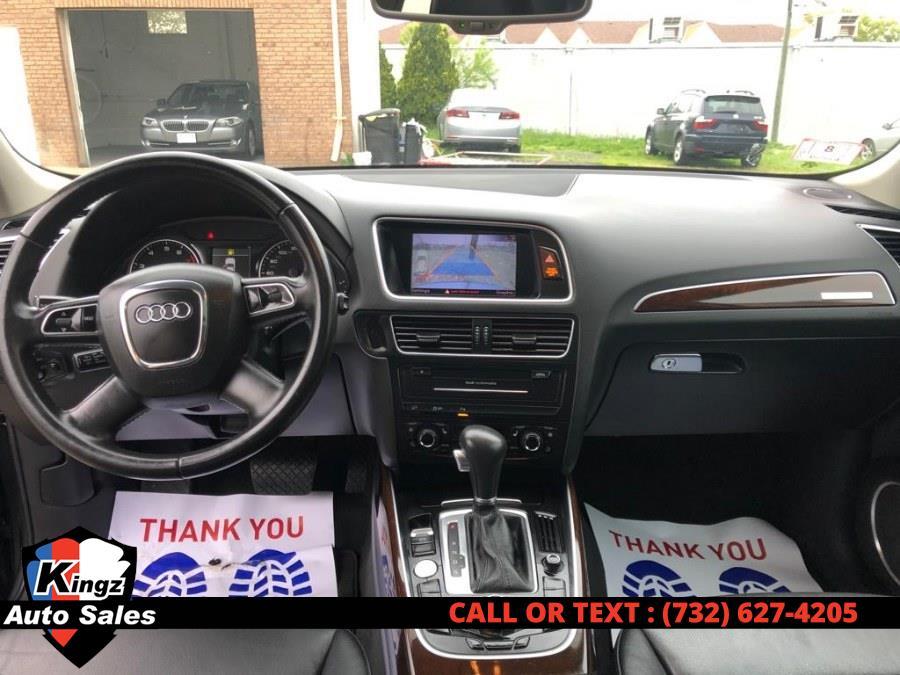 2012 Audi Q5 quattro 4dr 3.2L Premium Plus, available for sale in Avenel, New Jersey   Kingz Auto Sales. Avenel, New Jersey
