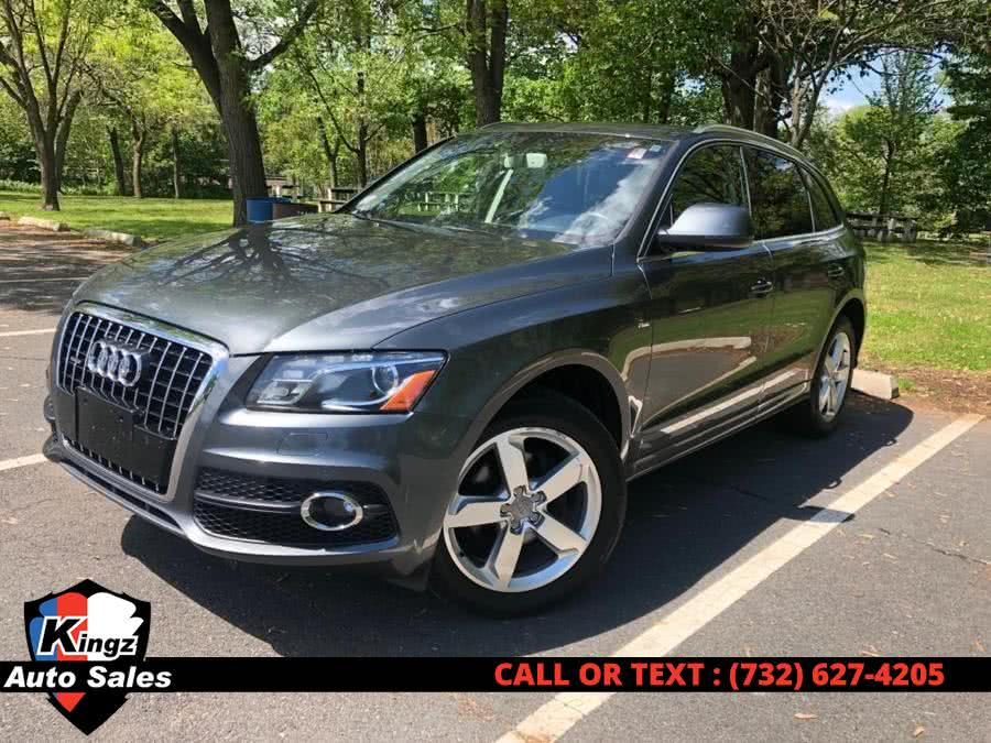 Used 2012 Audi Q5 in Avenel, New Jersey | Kingz Auto Sales. Avenel, New Jersey