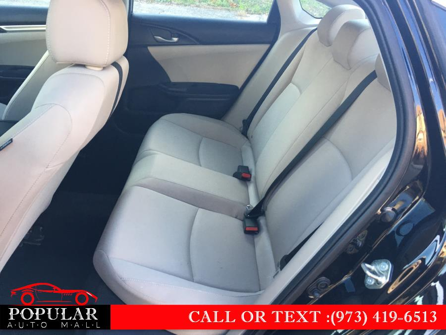 Used Honda Civic Sedan LX CVT 2017 | Popular Auto Mall Inc . Newark , New Jersey
