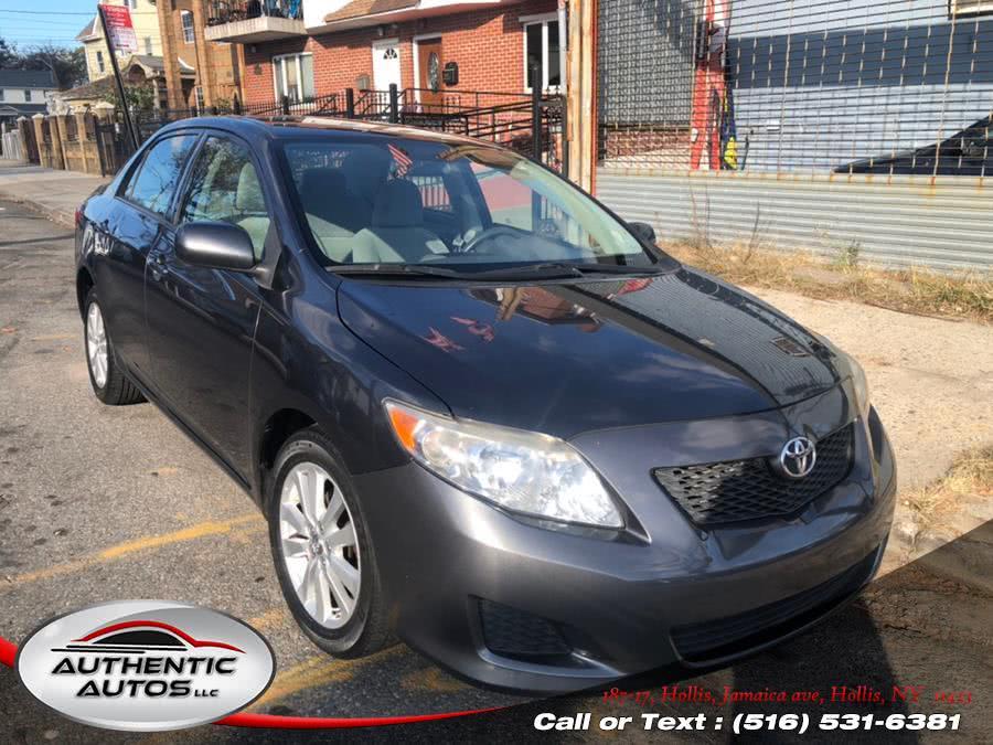 Used 2009 Toyota Corolla in Hollis, New York | Authentic Autos LLC. Hollis, New York