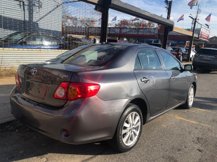 2009 Toyota Corolla 4dr Sdn Auto LE (Natl), available for sale in Hollis, New York   Authentic Autos LLC. Hollis, New York