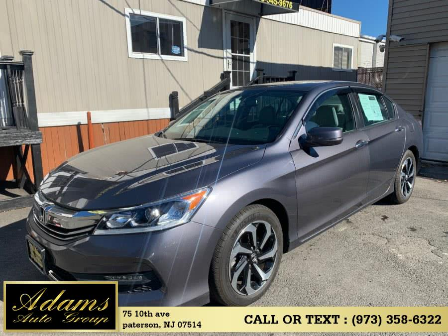 Used Honda Accord Sedan EX-L CVT 2017 | Adams Auto Group. Paterson, New Jersey