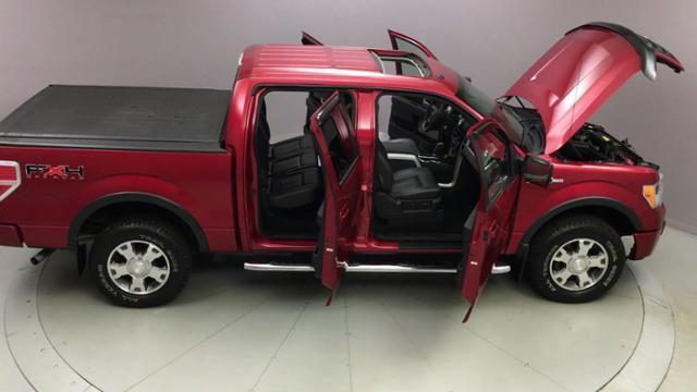 2010 Ford F-150 4WD SuperCrew 145 FX4, available for sale in Naugatuck, Connecticut | J&M Automotive Sls&Svc LLC. Naugatuck, Connecticut