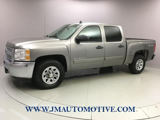 Used 2012 Chevrolet Silverado 1500 in Naugatuck, Connecticut | J&M Automotive Sls&Svc LLC. Naugatuck, Connecticut