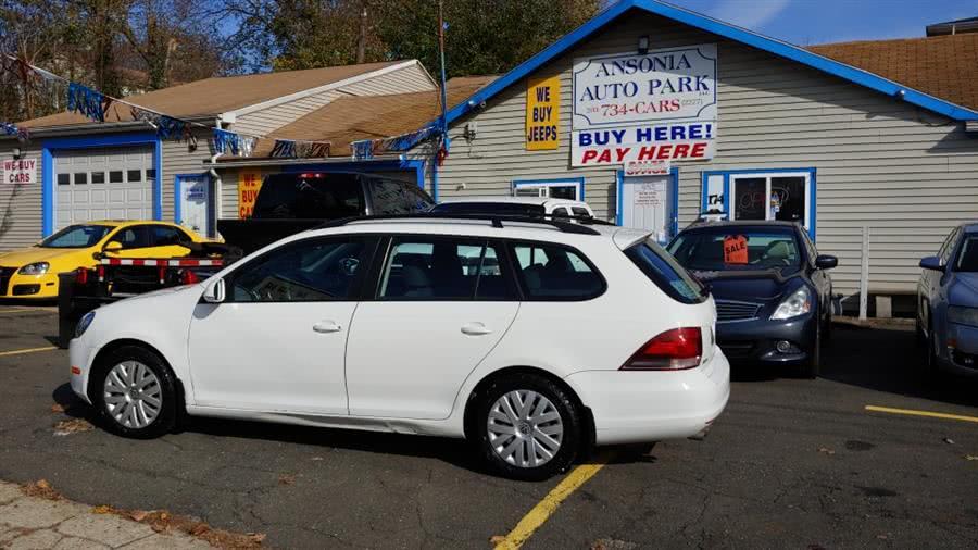 Used 2012 Volkswagen Jetta SportWagen in Ansonia, Connecticut
