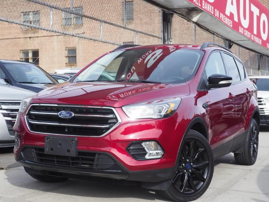 Used 2017 Ford Escape in Jamaica, New York   Hillside Auto Mall Inc.. Jamaica, New York