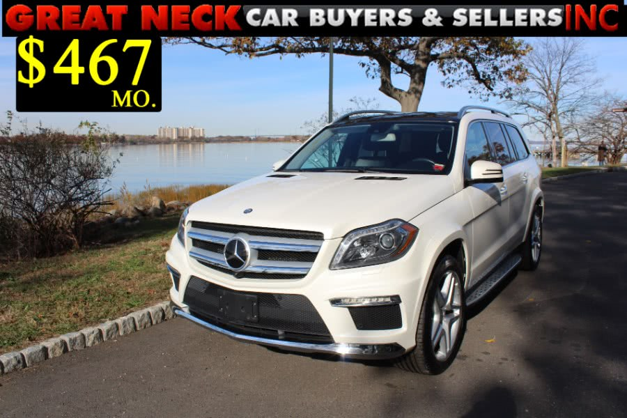 Used 2014 Mercedes-Benz GL-Class in Great Neck, New York