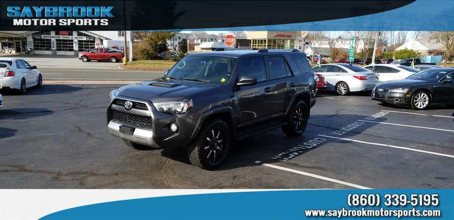 Used 2015 Toyota 4Runner in Old Saybrook, Connecticut | Saybrook Motor Sports. Old Saybrook, Connecticut