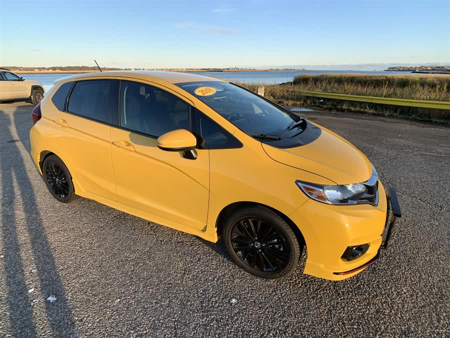 Used Honda Fit Sport Manual 2018 | Wiz Leasing Inc. Stratford, Connecticut