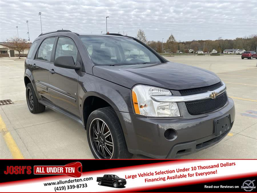 Used Chevrolet Equinox FWD 4dr LS 2008 | Josh's All Under Ten LLC. Elida, Ohio