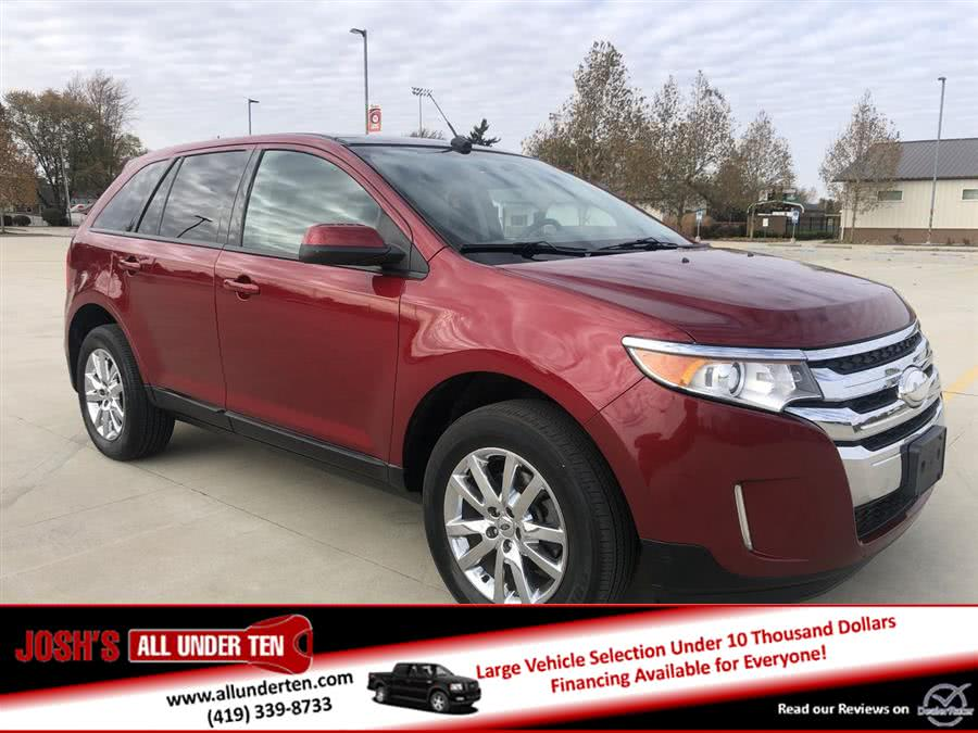 Used 2013 Ford Edge in Elida, Ohio | Josh's All Under Ten LLC. Elida, Ohio