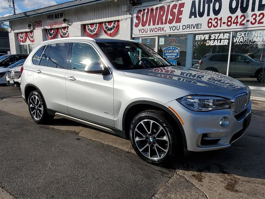 Used 2017 BMW X5 in Amityville, New York | Sunrise Auto Outlet. Amityville, New York
