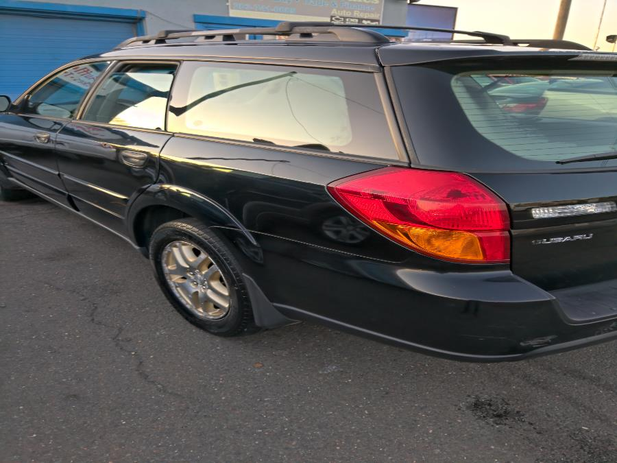 2005 Subaru Legacy Wagon Outback 2.5i Auto, available for sale in Wallingford, Connecticut   G&M Auto Sales. Wallingford, Connecticut