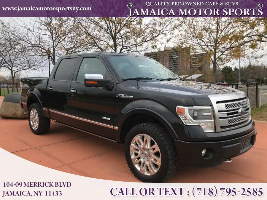 Used 2013 Ford F-150 in Jamaica, New York | Jamaica Motor Sports . Jamaica, New York