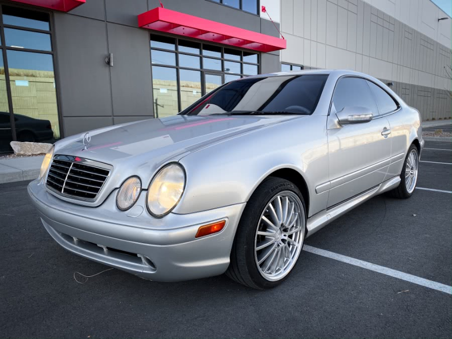 Used Mercedes-Benz CLK-Class 2dr Sport Coupe AMG 2002 | Guchon Imports. Salt Lake City, Utah