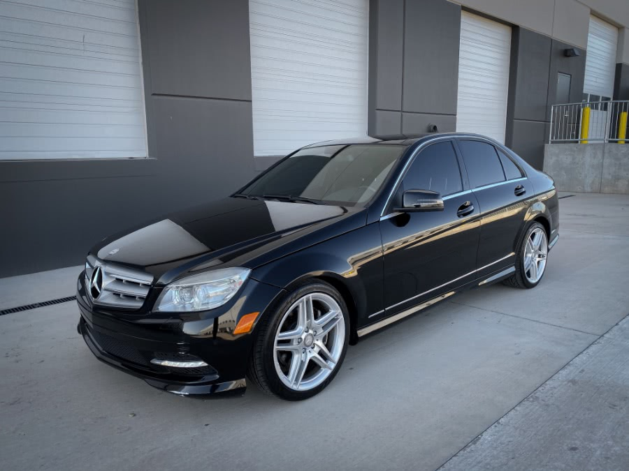2011 Mercedes-Benz C-Class 4dr Sdn C 350 Sport RWD, available for sale in Salt Lake City, Utah | Guchon Imports. Salt Lake City, Utah