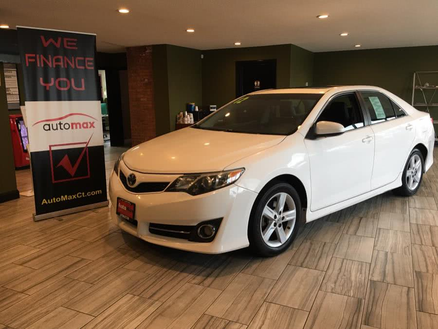Used 2012 Toyota Camry in West Hartford, Connecticut | AutoMax. West Hartford, Connecticut