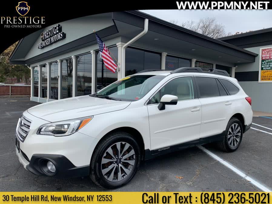 Used 2015 Subaru Outback in New Windsor, New York   Prestige Pre-Owned Motors Inc. New Windsor, New York