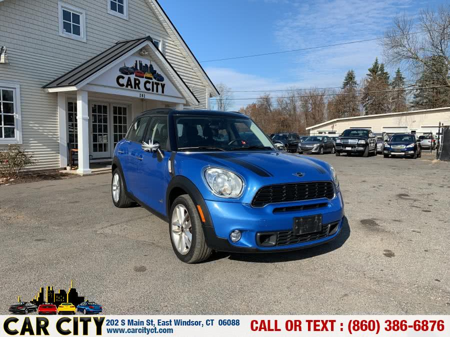 Used 2014 MINI Cooper Countryman in East Windsor, Connecticut | Car City LLC. East Windsor, Connecticut