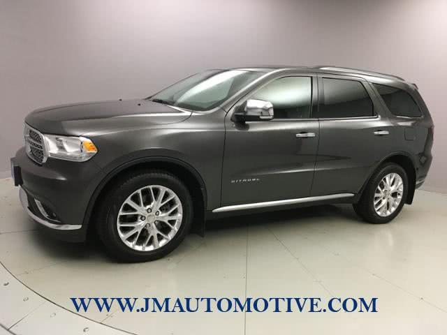 Used 2015 Dodge Durango in Naugatuck, Connecticut | J&M Automotive Sls&Svc LLC. Naugatuck, Connecticut