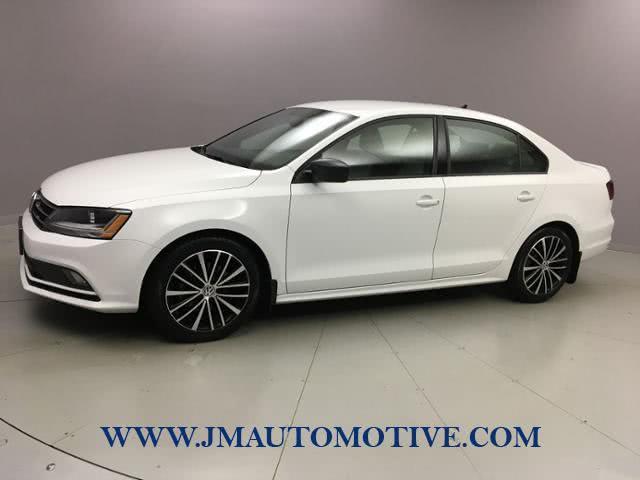 Used 2017 Volkswagen Jetta in Naugatuck, Connecticut | J&M Automotive Sls&Svc LLC. Naugatuck, Connecticut