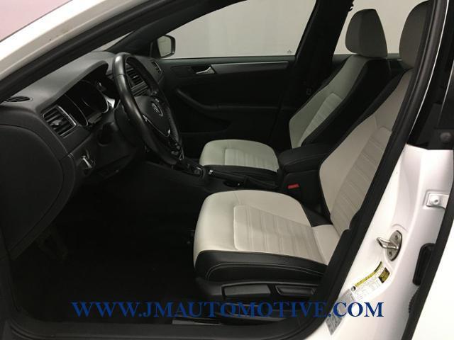 2017 Volkswagen Jetta 1.8T Sport Auto, available for sale in Naugatuck, Connecticut | J&M Automotive Sls&Svc LLC. Naugatuck, Connecticut