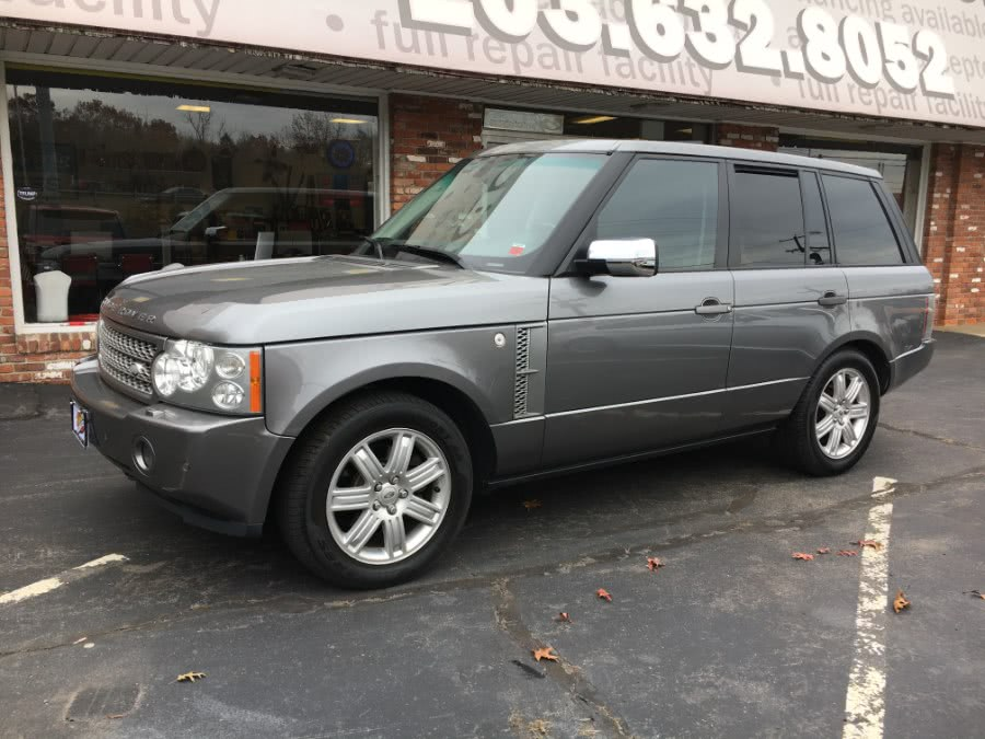 Used 2008 Land Rover Range Rover in Naugatuck, Connecticut | Riverside Motorcars, LLC. Naugatuck, Connecticut