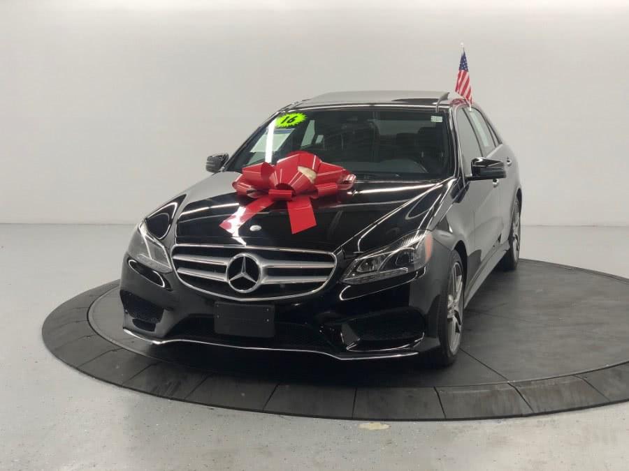 Used Mercedes-Benz E-Class 4dr Sdn E 400 4MATIC 2016 | Car Factory Inc.. Bronx, New York