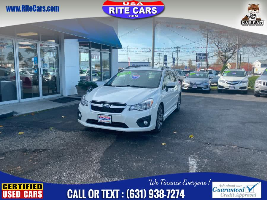 Used 2013 Subaru Impreza Wagon in Lindenhurst, New York | Rite Cars, Inc. Lindenhurst, New York