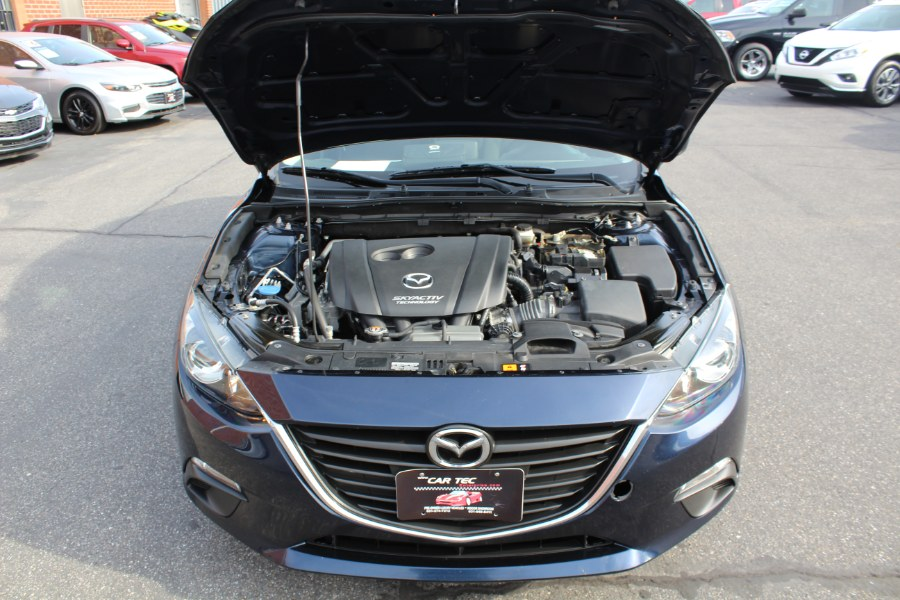 2015 Mazda Mazda3 4dr Sdn Man i Sport, available for sale in Deer Park, New York | Car Tec Enterprise Leasing & Sales LLC. Deer Park, New York