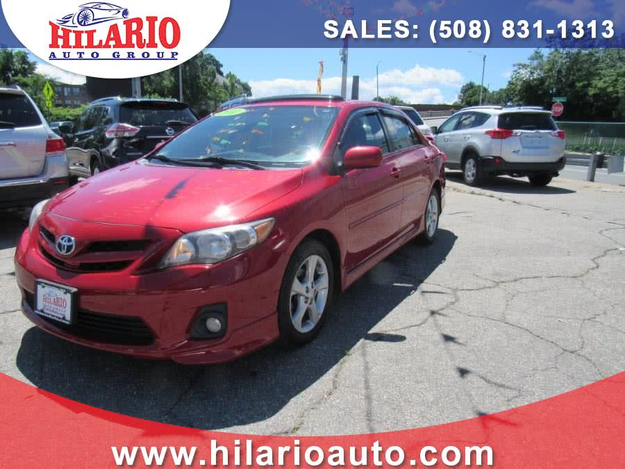 Used 2011 Toyota Corolla in Worcester, Massachusetts | Hilario's Auto Sales Inc.. Worcester, Massachusetts