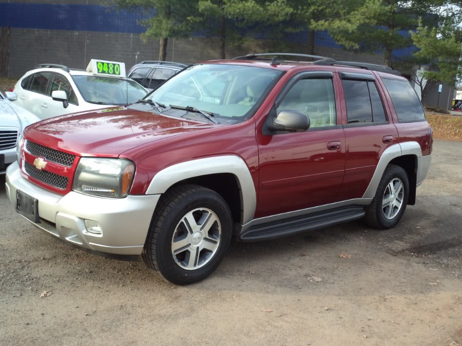 Used Chevrolet TrailBlazer 4dr 4WD LT 2006 | International Motorcars llc. Berlin, Connecticut