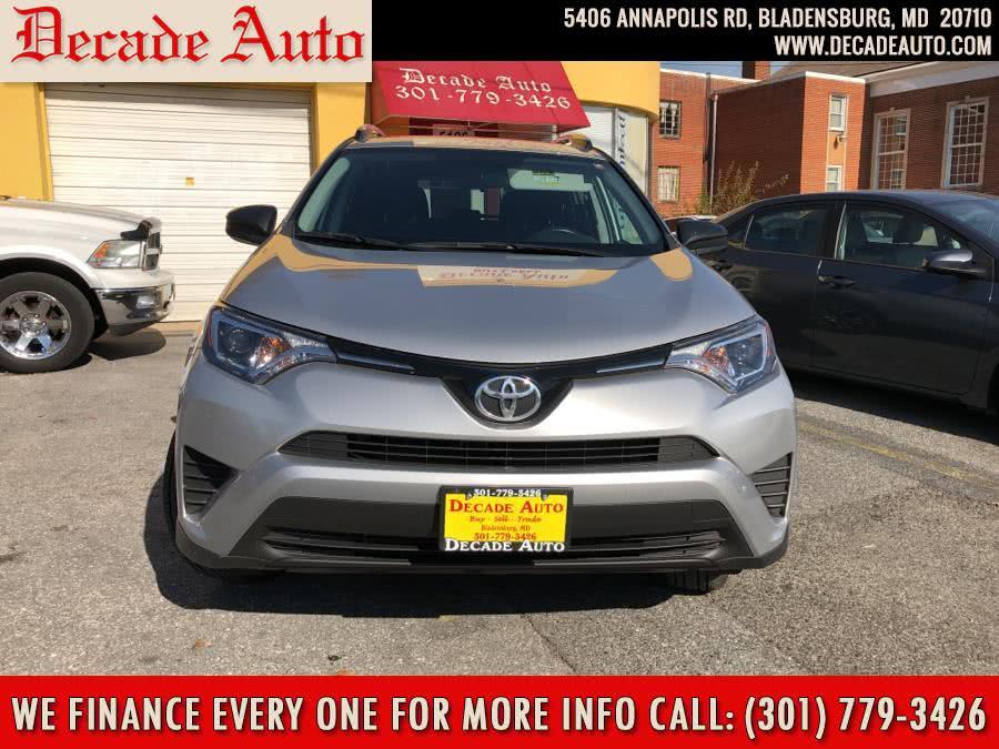 Used 2016 Toyota RAV4 in Bladensburg, Maryland | Decade Auto. Bladensburg, Maryland