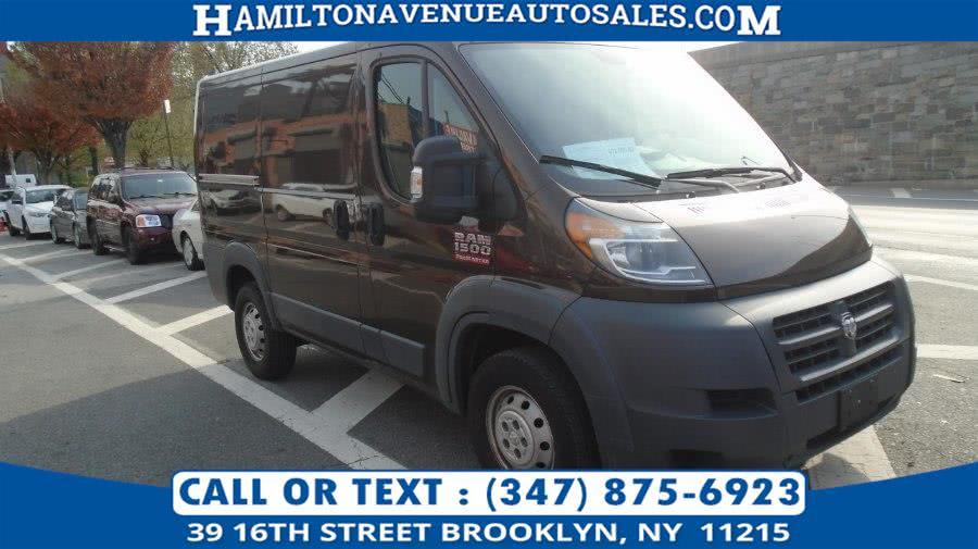 Used 2017 Ram ProMaster Cargo Van in Brooklyn, New York   Hamilton Avenue Auto Sales DBA Nyautoauction.com. Brooklyn, New York