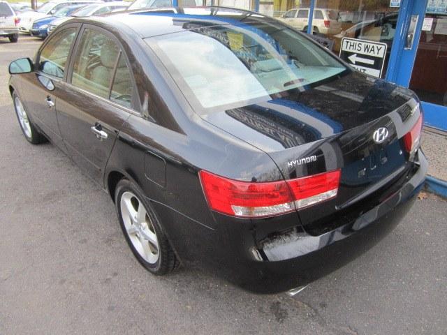 2006 Hyundai Sonata GLS, available for sale in Meriden, Connecticut | Cos Central Auto. Meriden, Connecticut