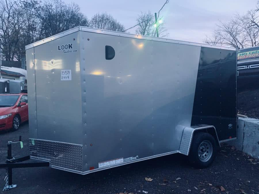 Used 2020 LOOK TRAILERS STLC6X12SI2DLX in Danbury, Connecticut | Car City of Danbury, LLC. Danbury, Connecticut