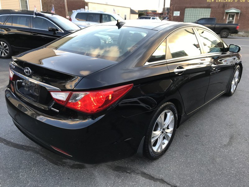 2012 Hyundai Sonata 4dr Sdn 2.4L Auto Limited PZEV, available for sale in West Springfield, Massachusetts | Union Street Auto Sales. West Springfield, Massachusetts