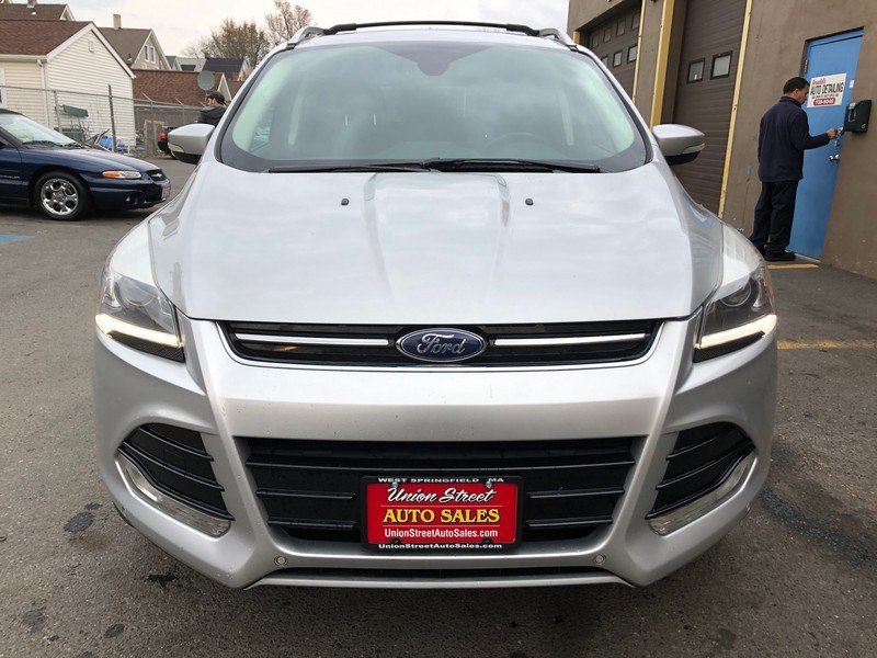 2014 Ford Escape 4WD 4dr Titanium, available for sale in West Springfield, Massachusetts | Union Street Auto Sales. West Springfield, Massachusetts